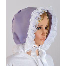 Bonnett With Lace