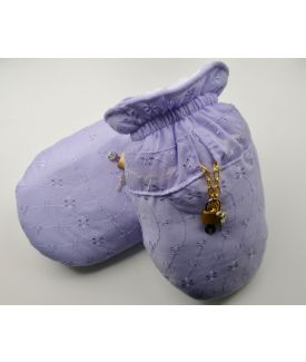 Mittens - Lilac Anglaise