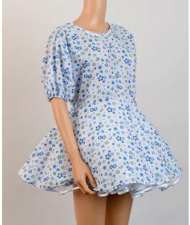 Flowers & Hearts Dress